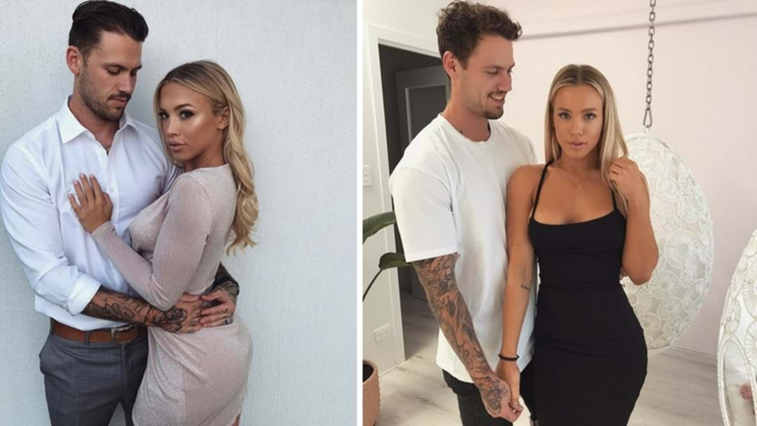 GUESS WHAT?! Gold Coast Influencer Couple Tammy Hembrow & Reece Hawkins Have Collaborated On A Capsule Collection!