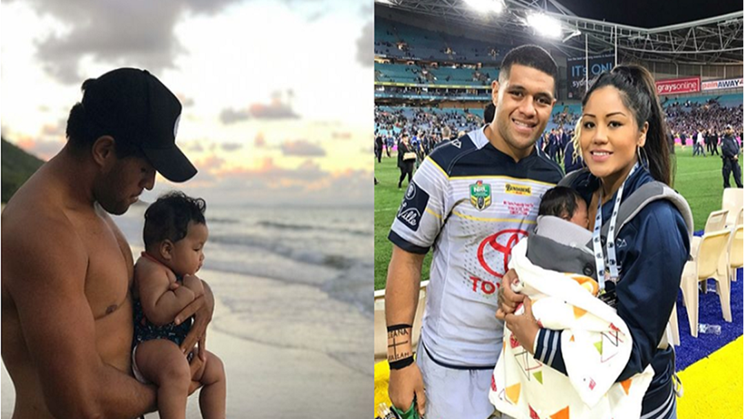 John Asiata Has Announced Baby #2 Is On The Way