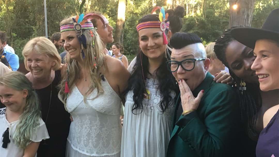 The Cast Of 'OITNB' Crashed A Wedding In Sydney & It Was So Damn Joyful!