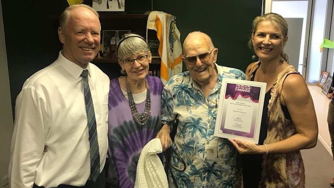 Kirsten Howton Named Coffs Woman Of The Year