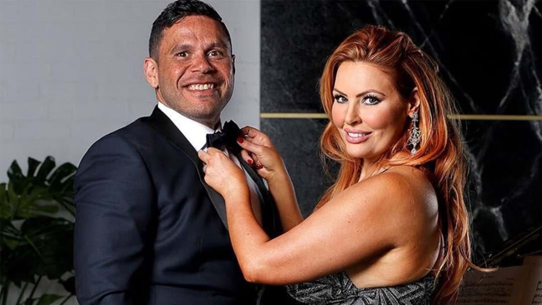 MAFS' Sarah & Telv Say They Feel Pressure To Stay Together