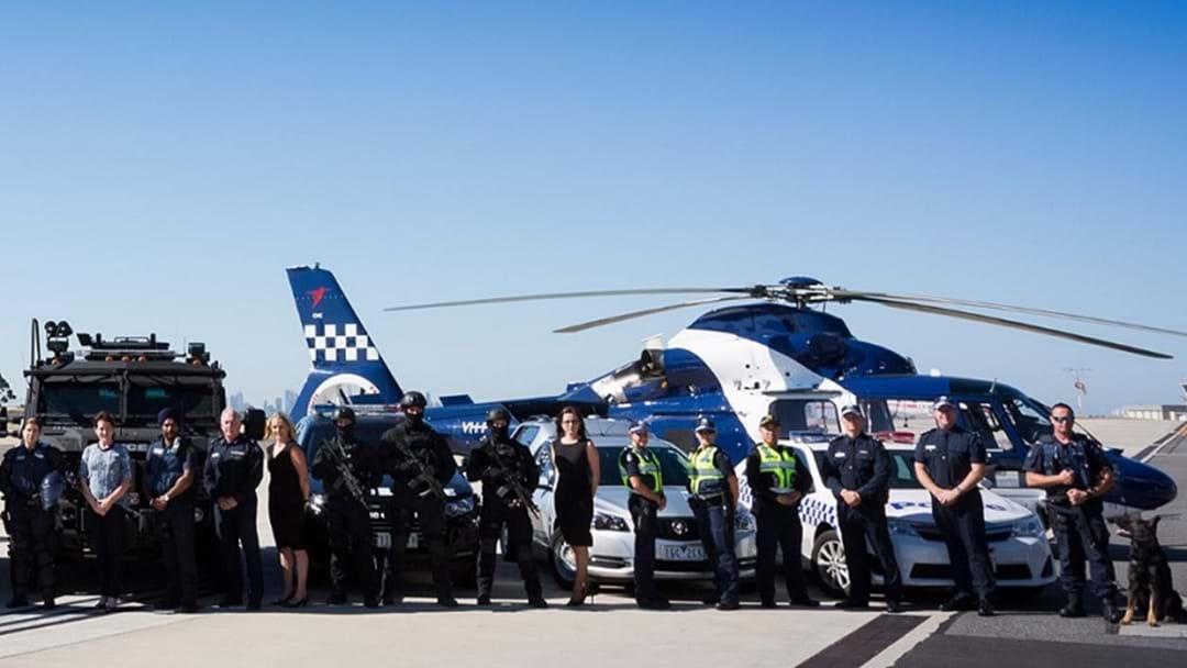 Huge Boost For Victoria Police Ranks