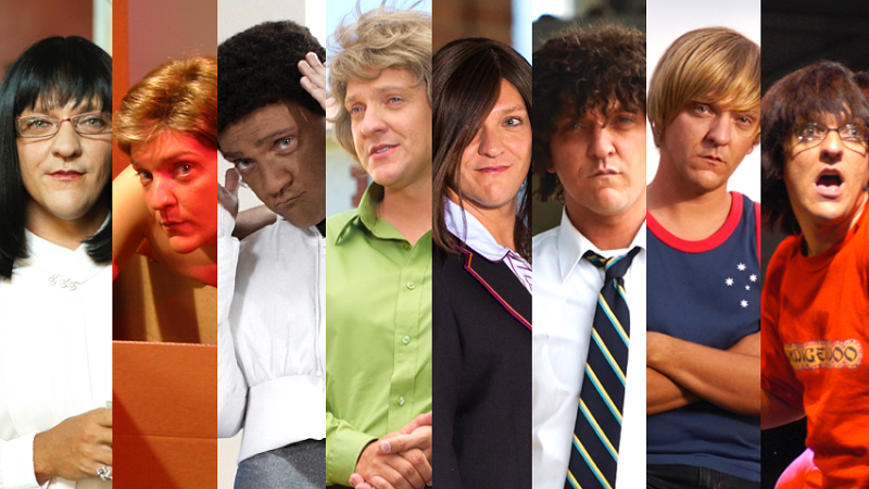 Chris Lilley is shooting a new Netflix series on the Gold Coast