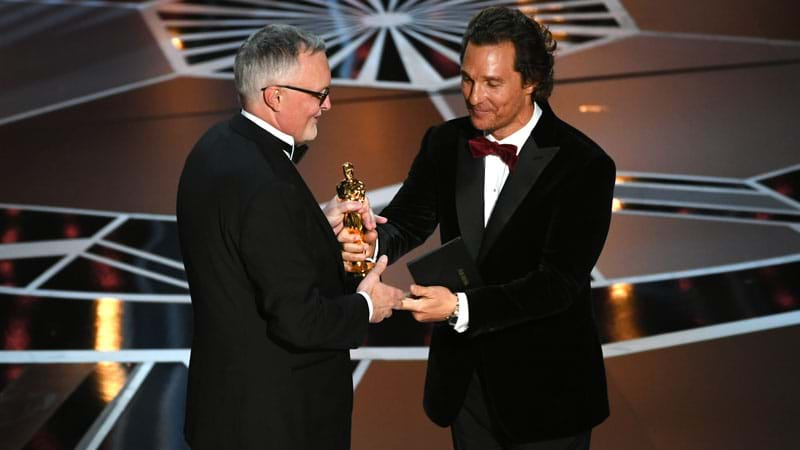 Article heading image for An Aussie Just Took Home An Academy Award!