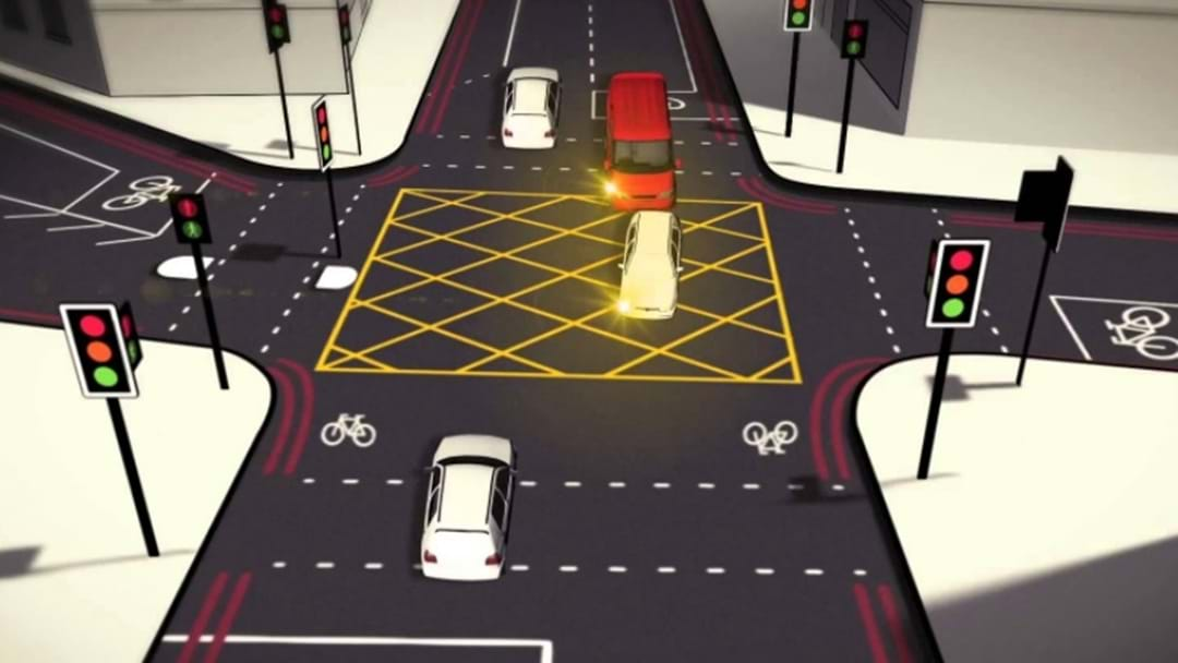 Hefty Fines Could Be On The Way For Drivers Who Block Intersections