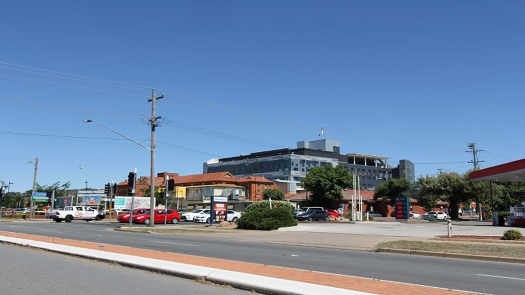 Asbestos found at Wagga Base Hospital