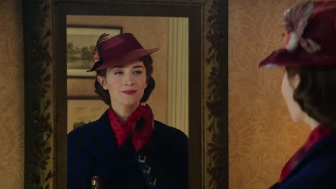 Here's Your First Look At 'Mary Poppins Returns' With Grown Up Jane & Michael Banks!