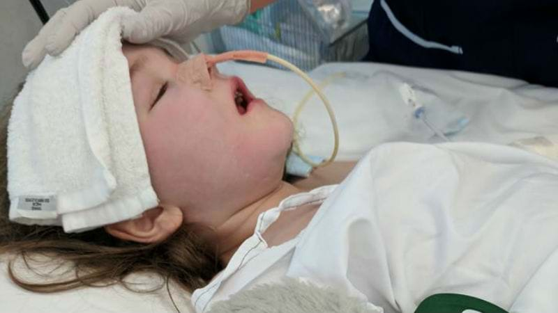 Article heading image for CANBERRA GIRL HAS AUSTRALIAN-FIRST ROBOTIC SURGERY