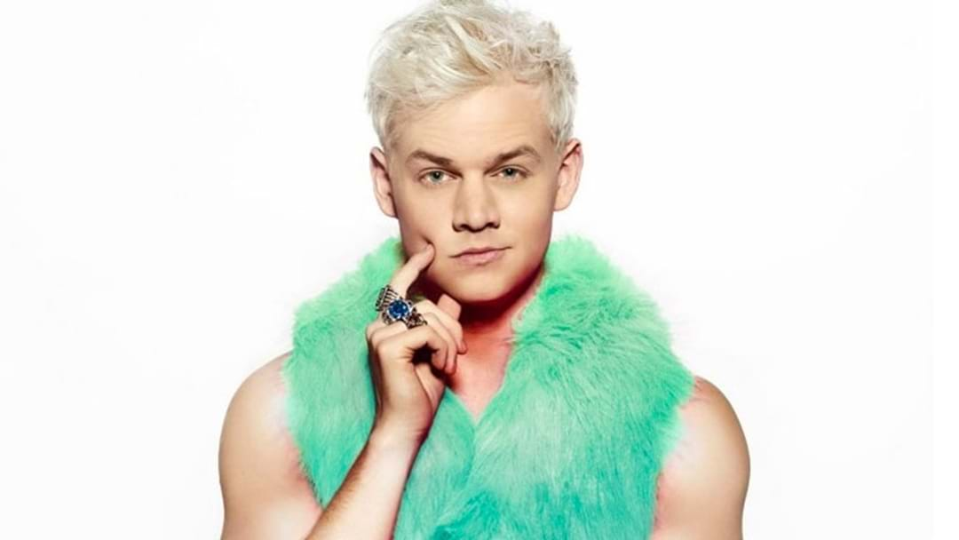 Joel Creasey Talks About Young Gay Men Starving Themselves For Mardi Gras
