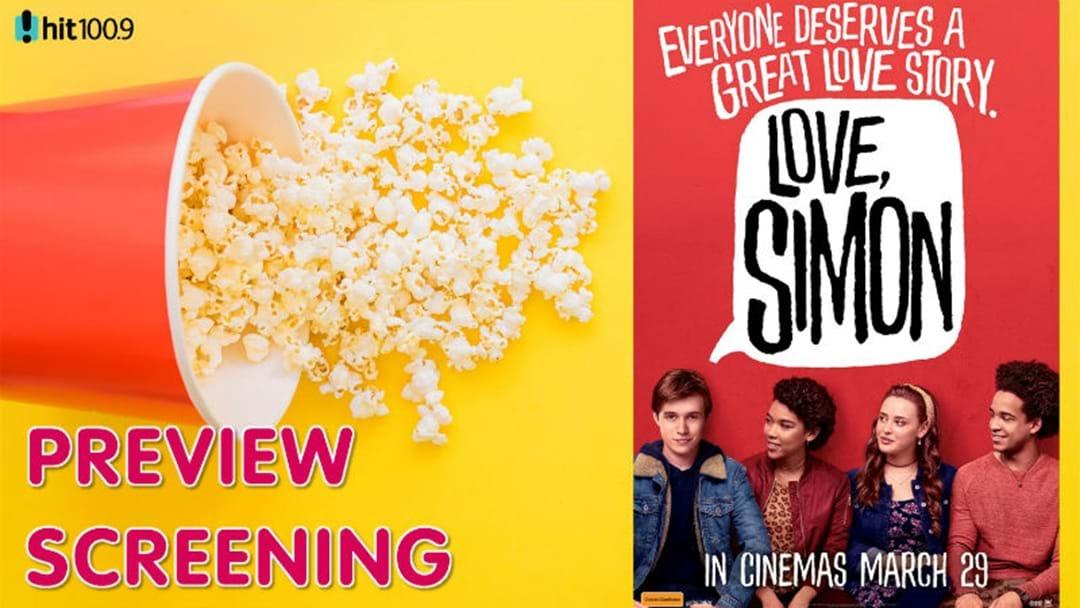 LOVE, SIMON - In Cinemas March 29