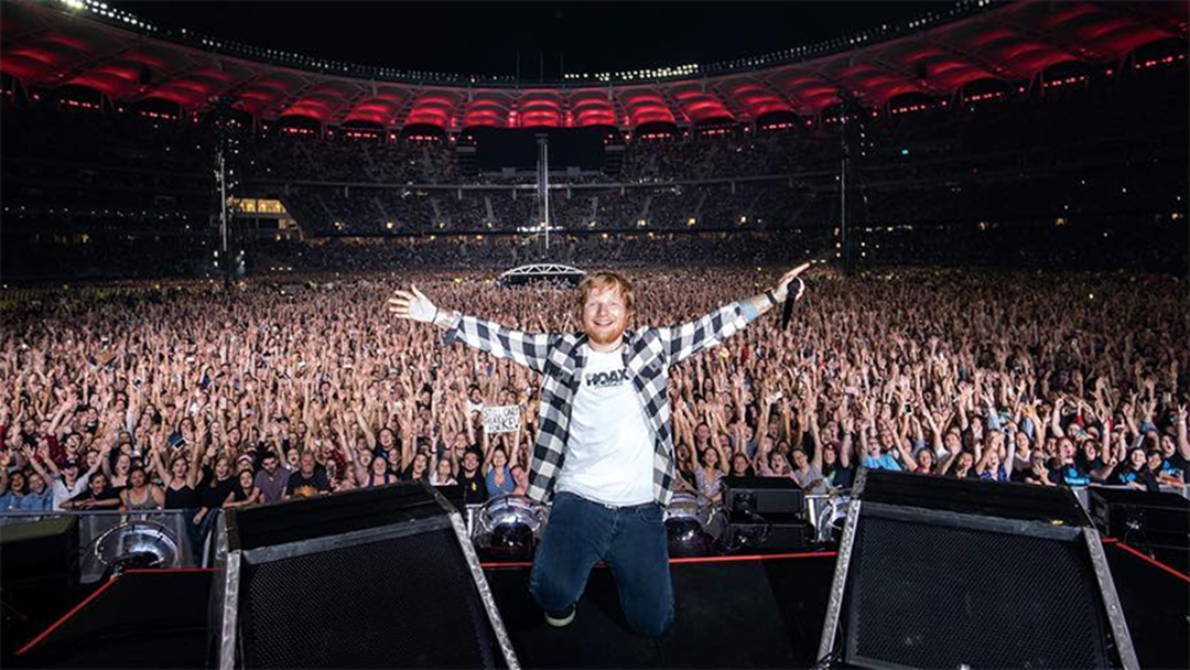 Heading To An Ed Sheeran Show? This Is What You Need To Know