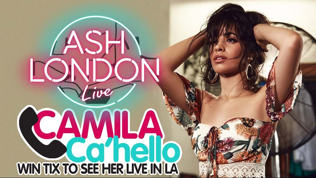 Meet Camila Cabello in Los Angeles!