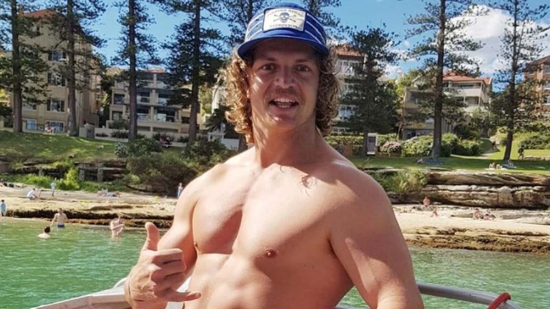 The Honey Badger Bachelor Responded To A Girl On Insta & Now People Reckon He's Single