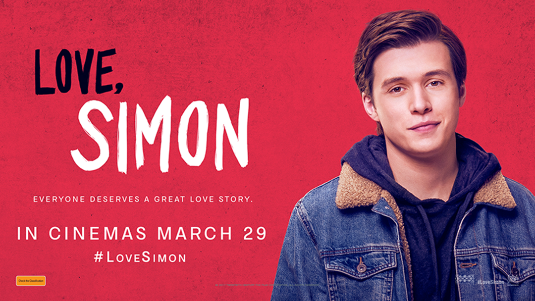See 'Love, Simon' The Night Before It Comes Out At Our Special Preview Screening!
