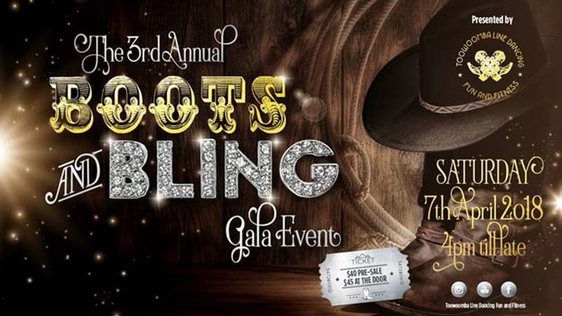 Article heading image for The Boots and Bling Gala 2018