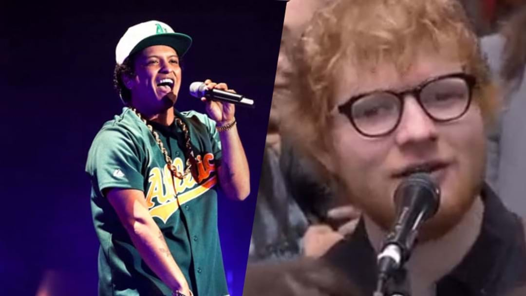 TRANSPORT DRAMA: What You Need To Know Before Ed Sheeran And Bruno Mars This Weekend
