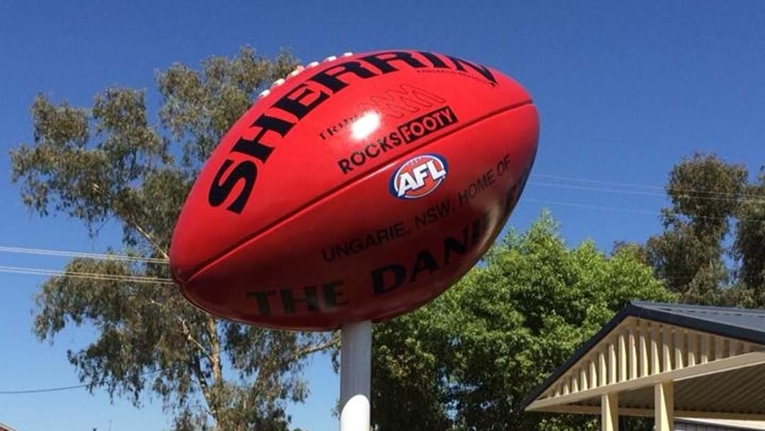 The Big Sherrin draws a big crowd to Ungarie
