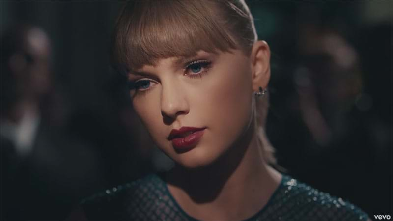 Taylor Swift Releases Music Video For 'Delicate'