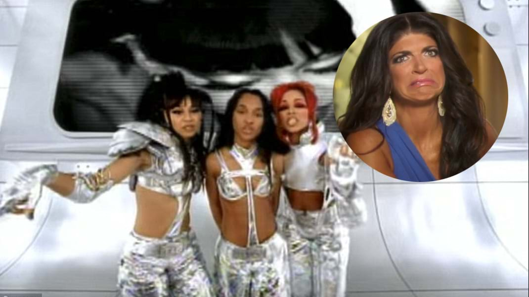 Article heading image for Hold My Walkman, TLC's 'No Scrubs' Was Written By A Real Housewife!