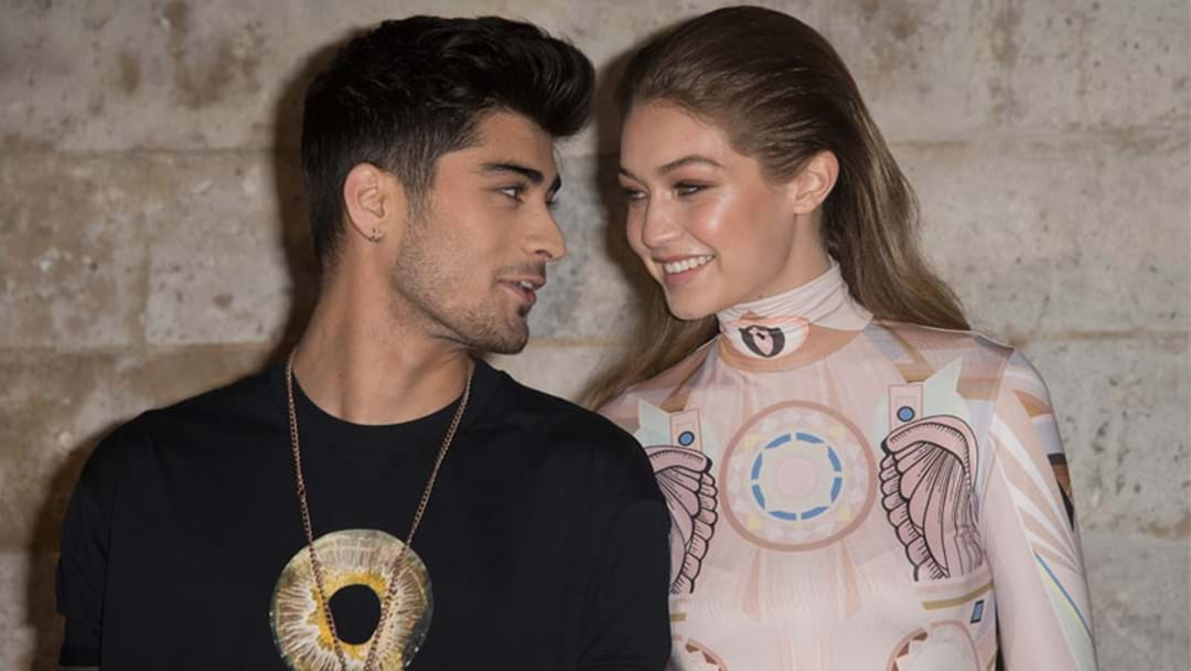 PICS: Gigi & Zayn Spotted Kissing Again After Break Up