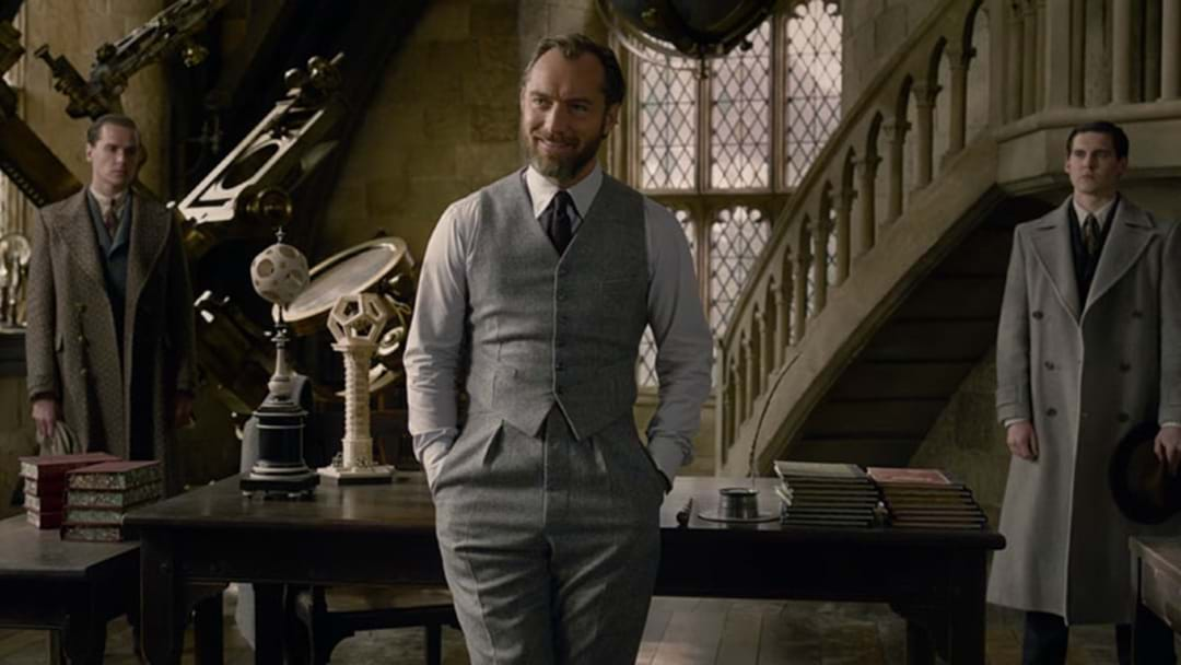 The Most Important Part Of The 'Fantastic Beasts 2' Trailer You May Have Missed