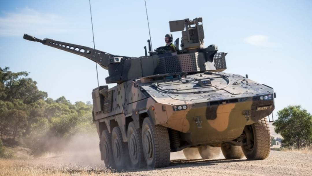 Ipswich Company Nabs $5 Billion Contract To Build ADF Super Tanks
