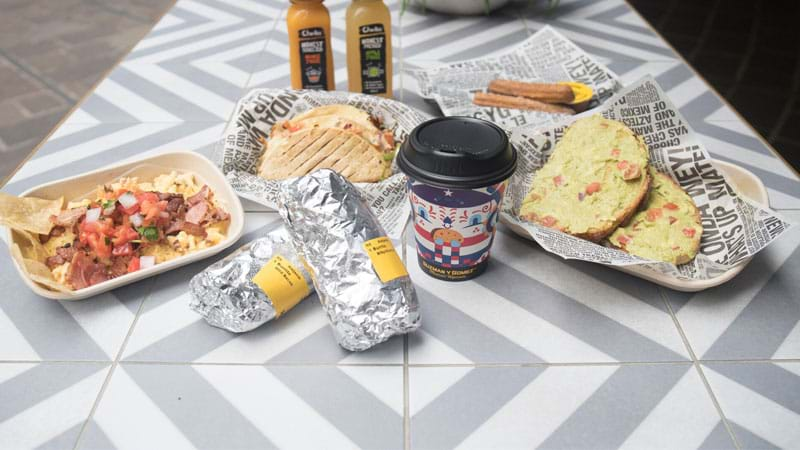 Article heading image for Guzman Y Gomez Has Launched An Epic Breakfast Menu & We Want Everything!