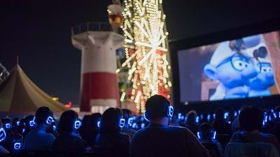 Luna Park's Rooftop Cinema Is Back To Sydney