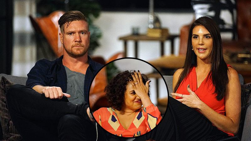 Article heading image for Dean From MAFS Discusses Feminism On Fifi, Fev & Byron