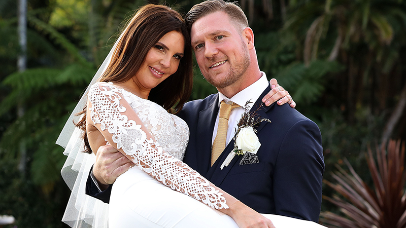 Article heading image for Tracey Is Auctioning Off Her MAFS Wedding Dress Because Why Not?