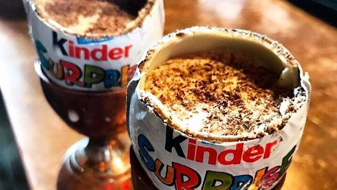 These Kinder Egg Baileys Shots Are All We Need This Easter