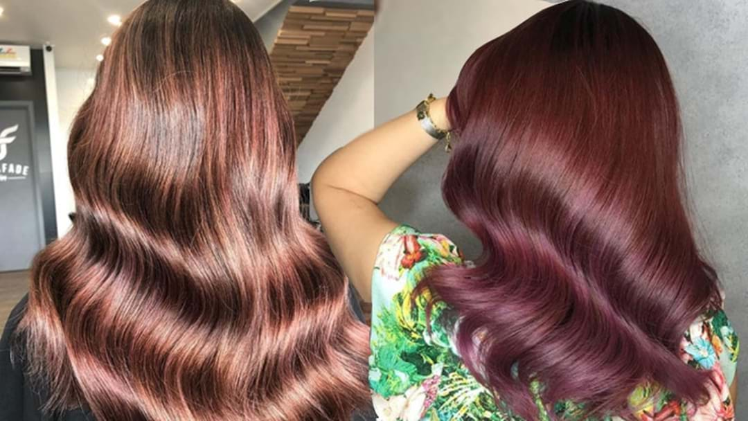 'Rose Brown' Hair Is Officially The ONLY Trend 2018 Needs