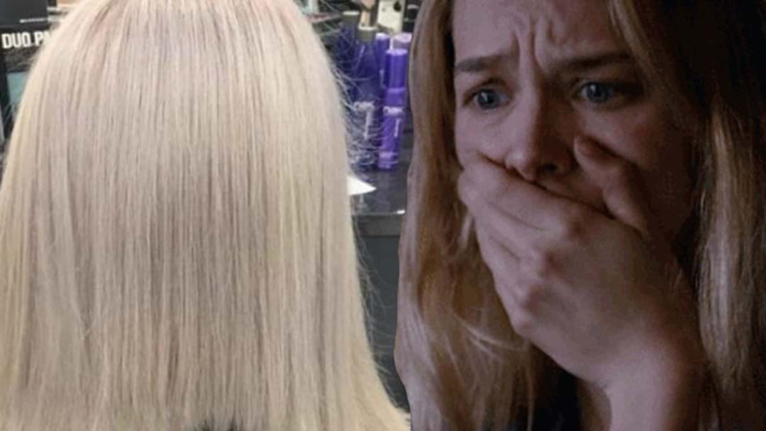 Woman's Nightmare Haircut Goes From Bad To Worse & We Can't Look Away