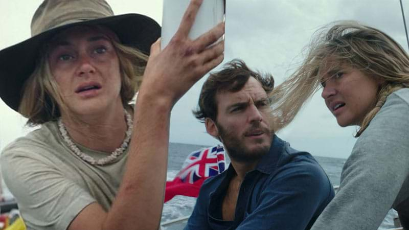 Article heading image for WATCH: Shailene Woodley's Survival Film Has Us TERRIFIED Of The Ocean