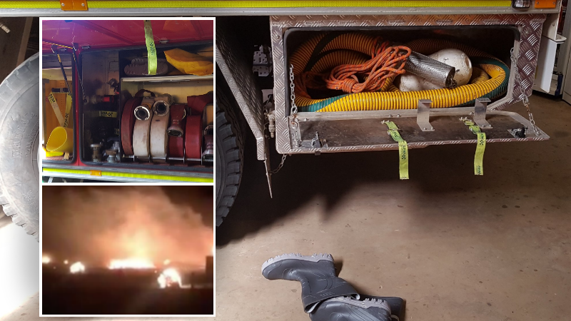 "Article heading image for CFA ""Devastated"" After Thieves Steal Crucial Firefighting Equipment"