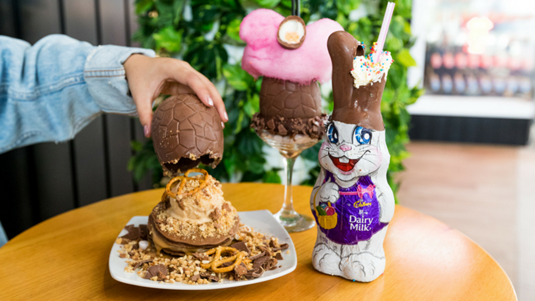 A Super Sweet Easter Menu Has Launched In Broadbeach