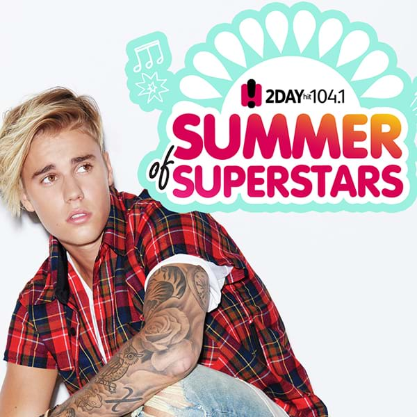 2DayFM's Summer of Superstars