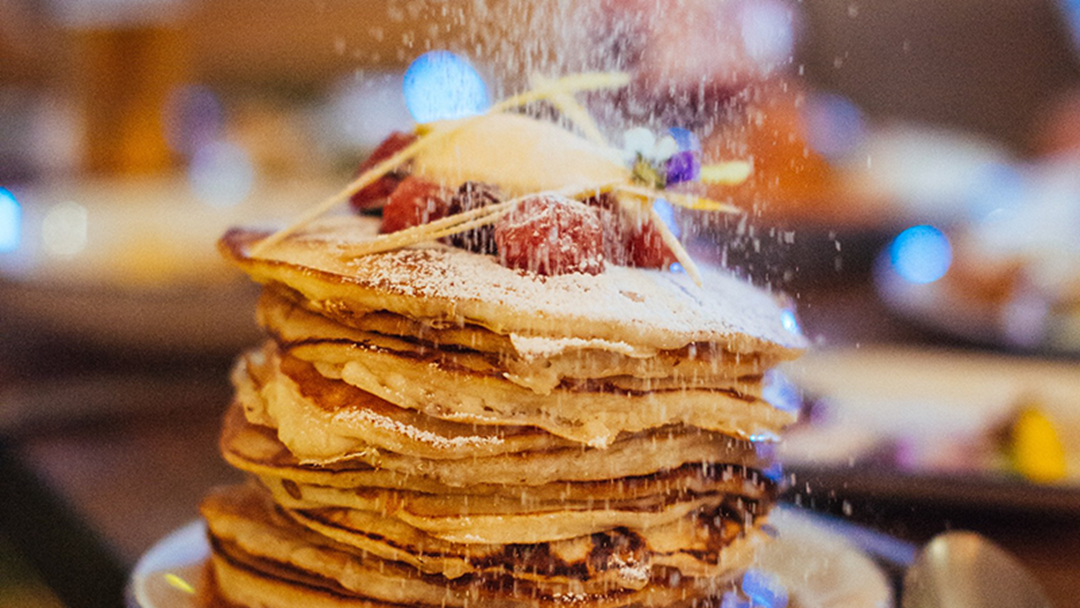 Melbourne Is Getting An Ongoing Bottomless Pancake Brunch