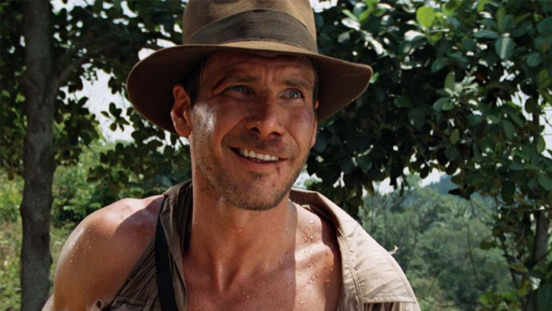 The Fifth 'Indiana Jones' Movie Is Officially Underway So Get Your Exploring Hats Ready!