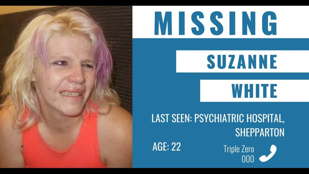 Search for missing woman Suzanne White