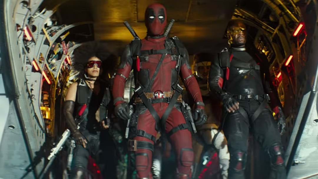 The Official Trailer For Deadpool 2 Has Arrived & It's Everything We've Been Waiting For