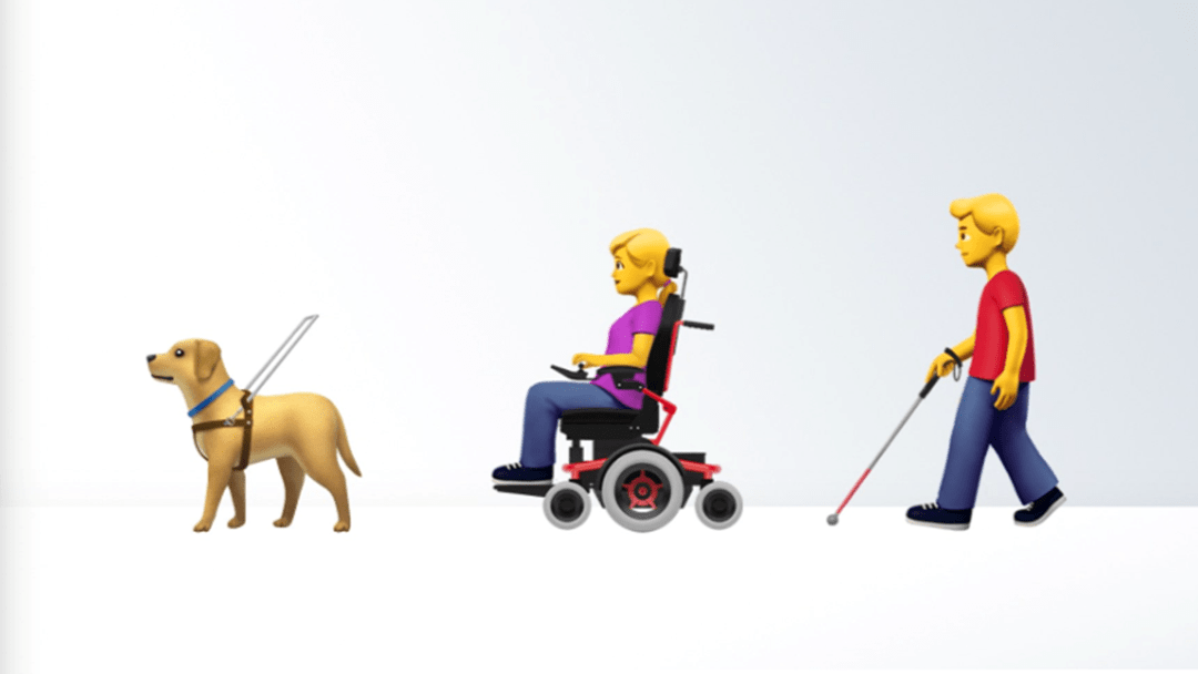Apple Might Finally Release Emojis For People With Disabilities