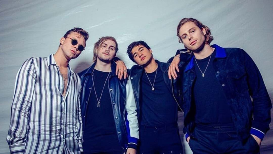 Ashton Just Announced '5 Seconds Of Summer' Is Touring Australia!