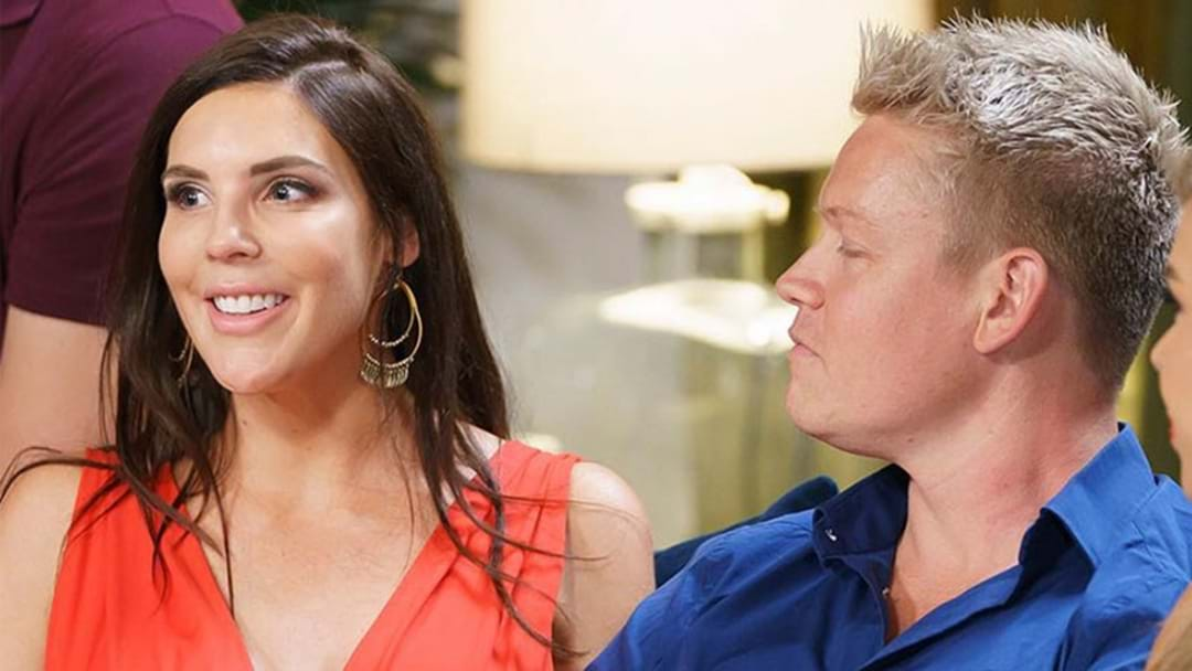MAFS' Tracey & Sean Have Split Up Because Of Course They Have