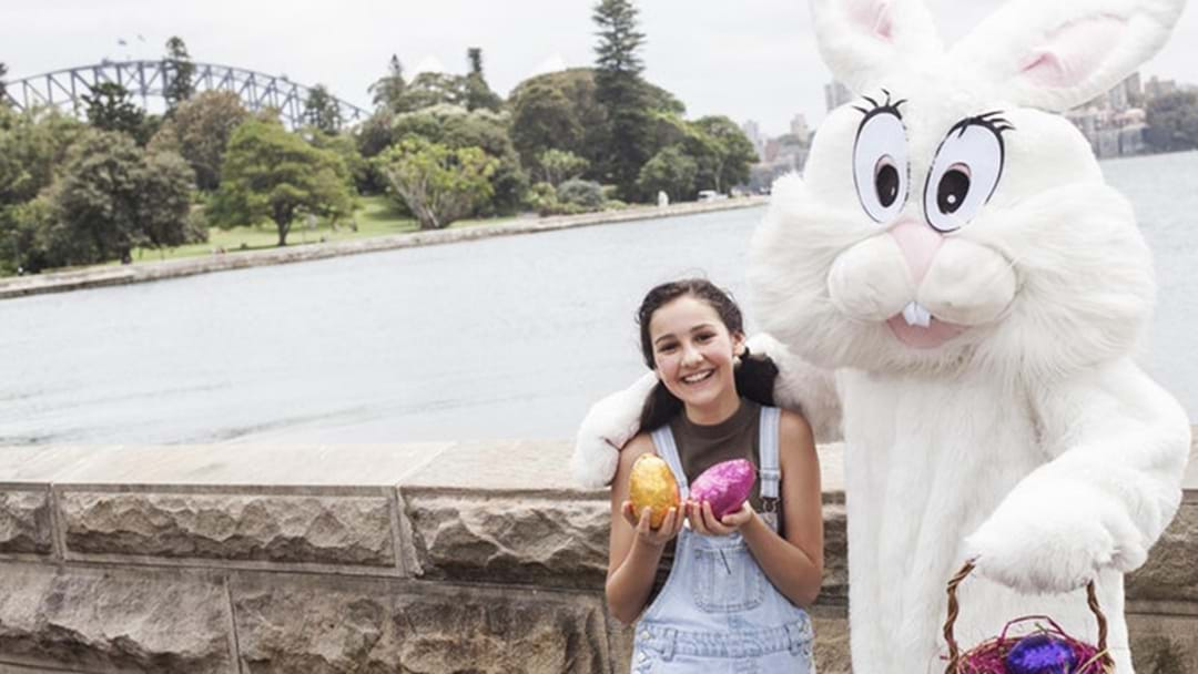 Here Is Where To Go Easter Egg Hunting In Sydney This Easter