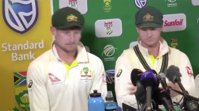 Ball-tampering scandal: Smith, Warner, Bancroft sent home from South Africa