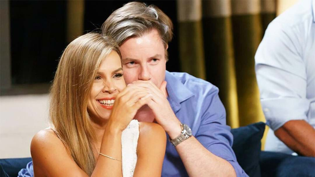 LOVE IS DEAD: Carly And Troy From MAFS Have Broken Up