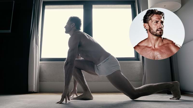 Article heading image for THIRST ALERT: Tim Robards Strips Down To His Tighty Whities For His New On Screen Role