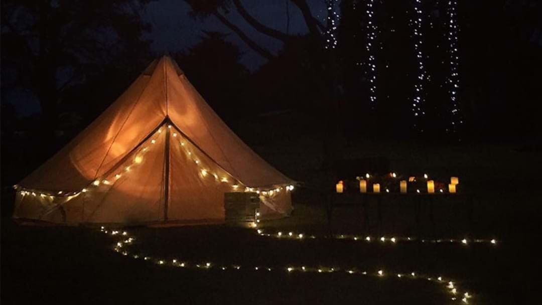 These Kangaroo Island Glamping Tents Look Truly Magical!