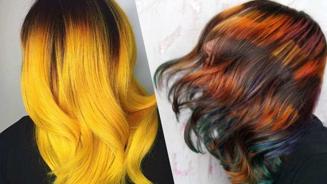 Gryffindor & Butterbeer Hair Has Us Spellbound!